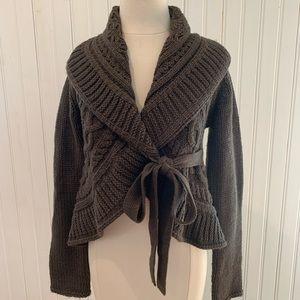 BCBG MaxAzria Wrap Sweater
